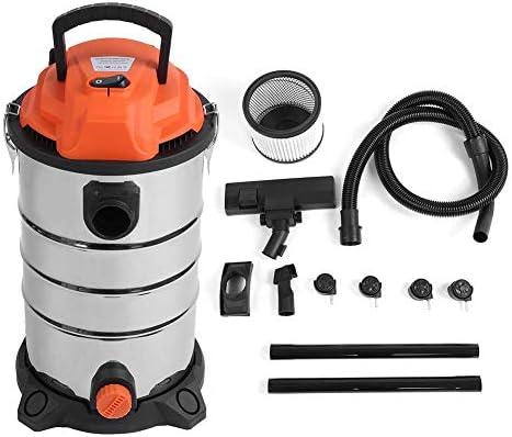 Estink Aspirador seco/húmedo, 30 L, 1200 W, Aspirador y líquido ...