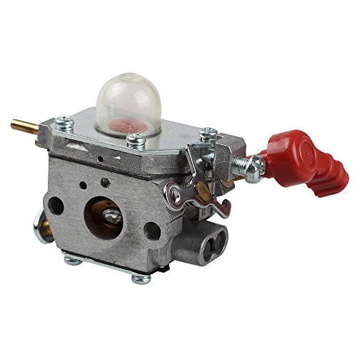 Buckbock 753-06288 Carburetor with Adjusting Tool for Troy Bilt 25CC String  Trimmer Leaf Blower TB35EC TB2044XP TB2040XP TB2MB TB430 Murray M25B M2560