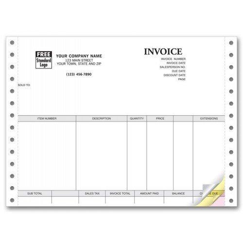 Continuous Invoice - 9