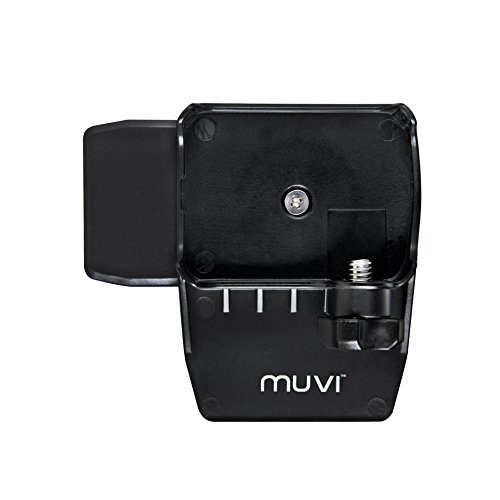 Veho VCC-A042-SC -MUVI K-Series Spring Clip for Body Mounting (Black)