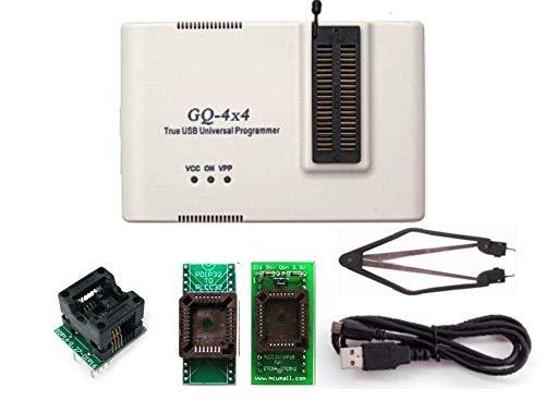 PRG-056 MCUmall Canada Made GQ Brand True USB GQ-4X V4 (GQ-4X4) Universal Chip Device Programmer EPROM Flash PIC BIOS AVR Full Pack by GQ