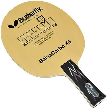 Butterfly Balsa Carbo X5-FL