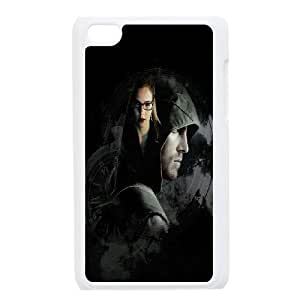 Steve-Brady Phone case TV Show Green Arrow FOR IPod Touch 4th Pattern-20