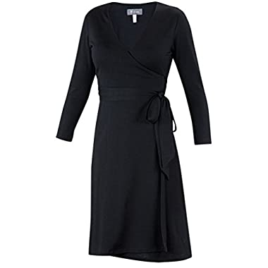 Ibex Women's Ferryn Classic Versatile Dress XL, Black