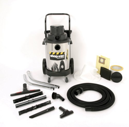 shop vac stainless 8 gallon - 9