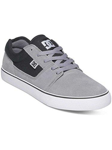 DC Shoes TONIK SHOE D0302905 - Zapatillas de ante para hombre grey/grey/white