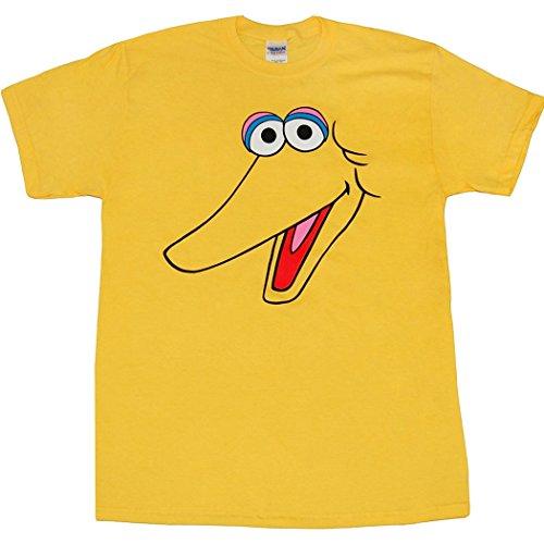 Sesame Street Bird Face T Shirt