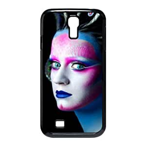 C-EUR Customized Katy Perry Pattern Protective Case Cover for Samsung Galaxy S4 I9500