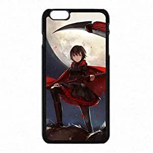 Faddish Iphone 6 Plus/6s Plus 5.5 Inch Carcasa RWBY Film Anti Dust Hard Shell Para Teen Chicas