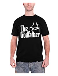 The Godfather T Shirt Logo new Official Mens Black