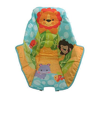 Replacement Seat Pad//Cushion//Cover for Fisher Price Soothing River Cradle n Swing Model CMR46