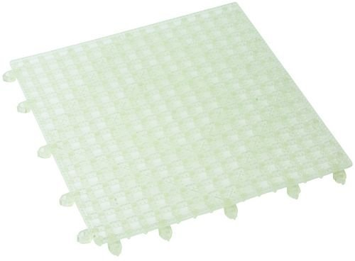- Winco BML-12C Interlocking Bar Mat, 12 by 12-Inch, Clear by Winco