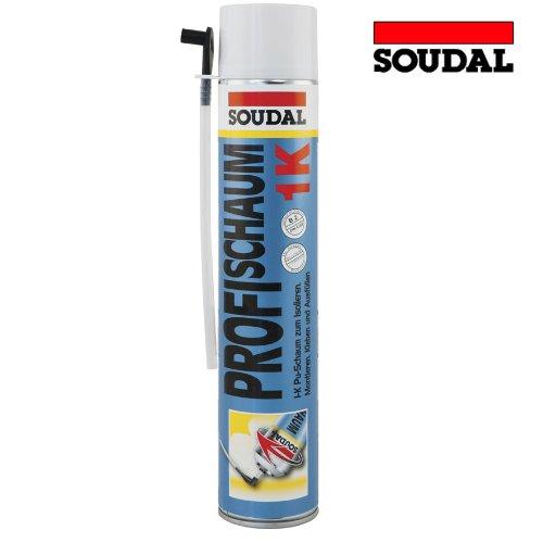 SOUDAL Profi Montageschaum / Füllschaum B2 - 750ml