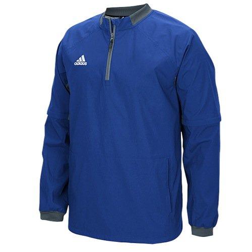 (adidas Mens Fielder's Choice Convertible Jacket, Collegiate Royal/Onix Grey, Xx-Large)