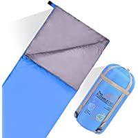 JBM Sleeping Bag with Compact Bag 4 Seasons...