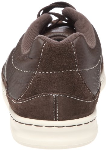 Crocs Mens Lopro Lace-up Gymnastikskor, Espresso / Stuck, Oss 7 M