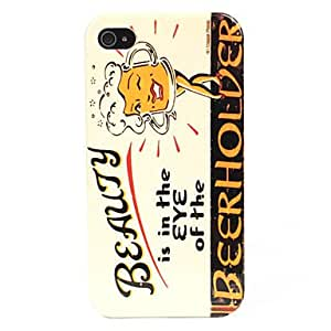 Beauty Design Hard Case for iPhone 4/4S