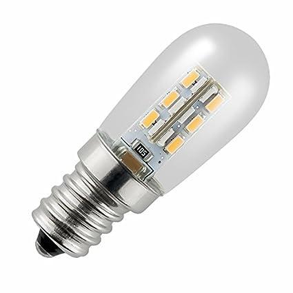 ZWL Bombilla de luz LED, Lámparas de ahorro de energía Luz de refrigerador E12 /