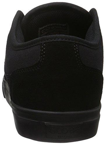 Globe Mahalo, Zapatillas Para Hombre Negro (Black)