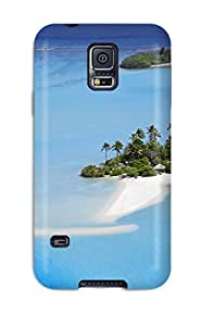 Awesome Maldives Flip Case With Fashion Design For Galaxy S5