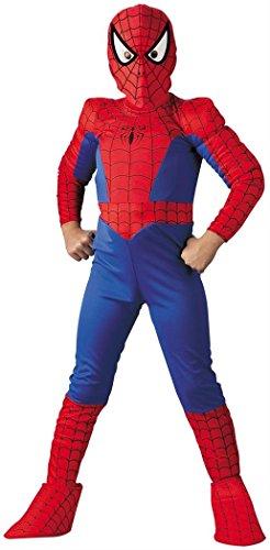 Spiderman Child Comic Deluxe Costume DG5110J
