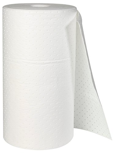 Sorbent Products Company OP350 Oil Absorbent Roll, Polypropylene, 30'' Height x 150' L, White by Sorbent Products Company
