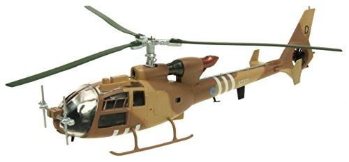 Westland Gazelle AH.1 XZ321D Diecast Model Helicopter ()