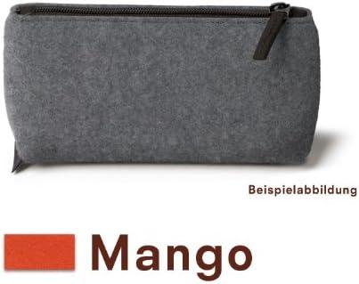 Pen Case estuche de lápices Fieltro Mango de Hey Sign: Amazon.es: Oficina y papelería