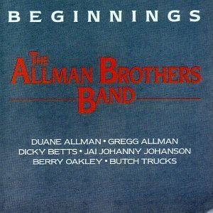 Beginnings by Allman Brothers (1990) Audio CD