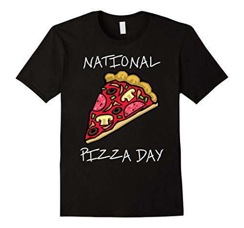 National Pizza Day Foodie Tee Shirt