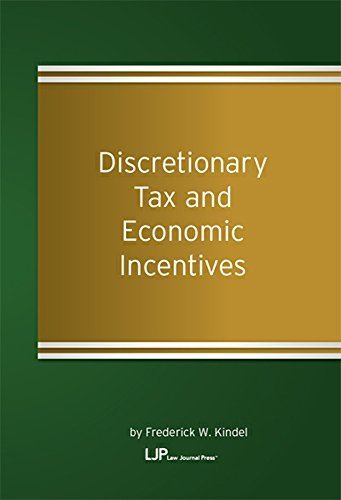 Discretionary Tax and Economic Incentives [並行輸入品]   B07QHV4B2J