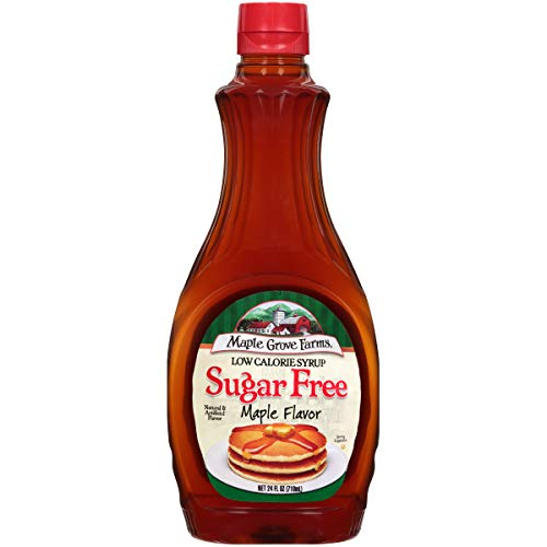 best sugar free pancake syrup for keto diet