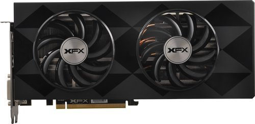 Price comparison product image XFX R9-390X-8DFR AMD Radeon R9 390X 8GB GDDR5 PCI Express 3.0 Graphics Card