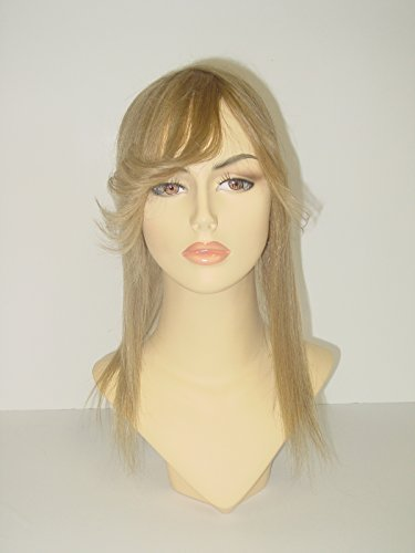 Hairdiamond Luna Topper Semi Wig in Human Hair 16
