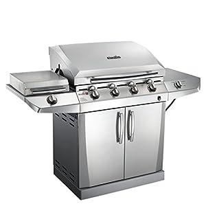 Char-Broil 463271315 TRU-Infrared 4-Burner Cabinet Gas Grill
