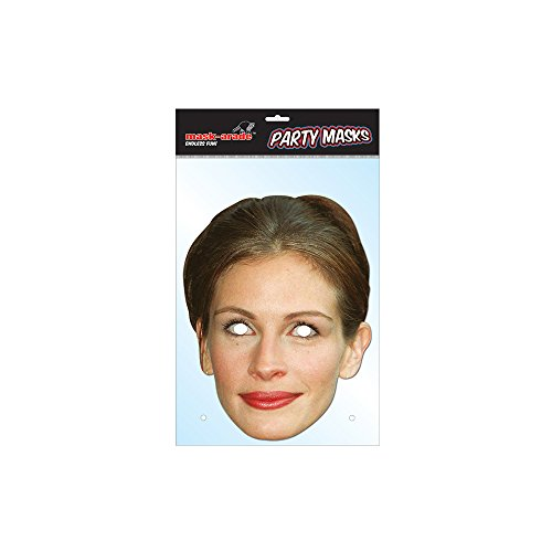 Julia Roberts Celebrity Face Mask (Celebrity Face Masks)