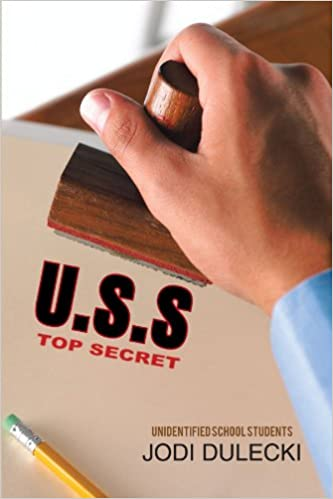 Book U.S.S: Top Secret Unidentified School Students
