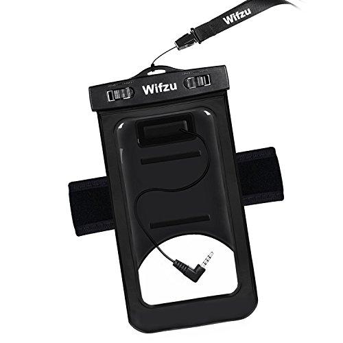Wifzu Waterproof Universal Earphone Resistant product image