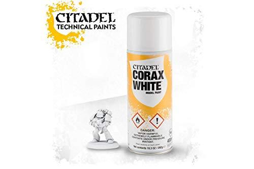 Warhammer 40K Citadel Corax White Model Paint