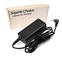 ACER Aspire One AO533 AC Adapter - Premium Superb Choice® 40W Laptop AC Adapter Battery Charger