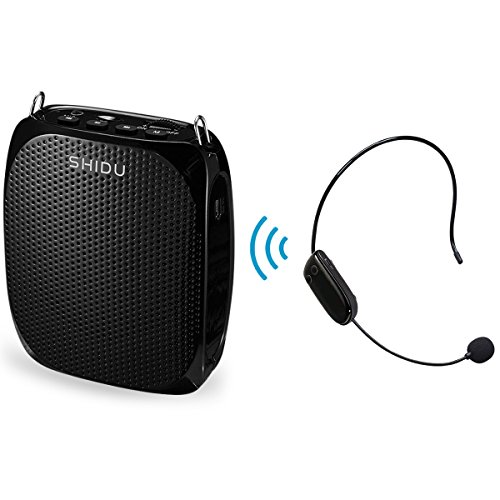 Wireless Voice Amplifier with