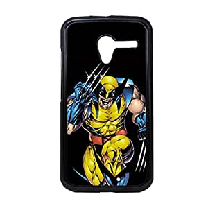 Generic Gel Abstract Back Phone Cover For Teens Print With X Men Origins Wolverine For Moto X Choose Design 1