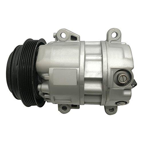 RYC Remanufactured AC Compressor and A/C Clutch FG361