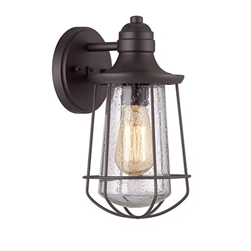Nautical Lantern Outdoor Wall Light - 8