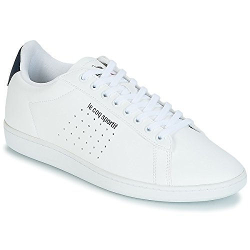 Courtset Sport Coq Sneaker Dress Optical Herren Blue Blau Le Weiss White Sportif axtqnRZIZ