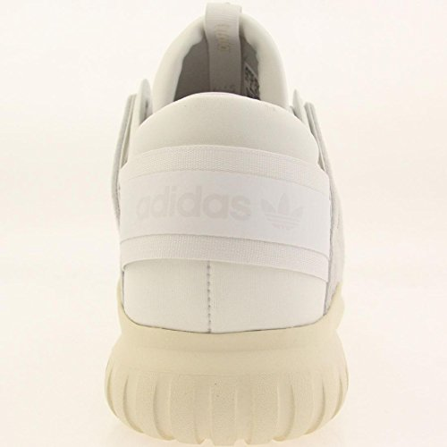 Adidas Menns Rørformet Nova Hvit S74821