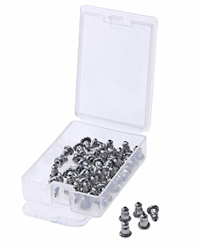 Thing need consider when find bullet earring backs stainless steel?