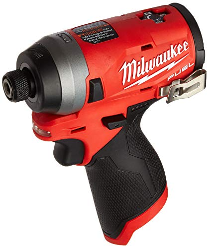 "Milwaukee Electric Tools MLW2553-20 M12 Fuel 1/4"" Hex Impact Driver (Bare)"