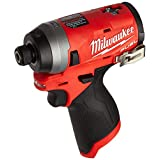 Milwaukee 12-Volt M12 FUEL 1/4-Inch Hex Impact Driver (Bare Tool Only - Battery and Charger Not Included) (2553-20)