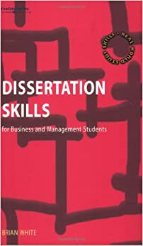 Buying a dissertation business